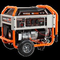 Бензиновый генератор Generac XG6400E