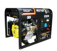 Бензиновый генератор Huter DY6500LXW