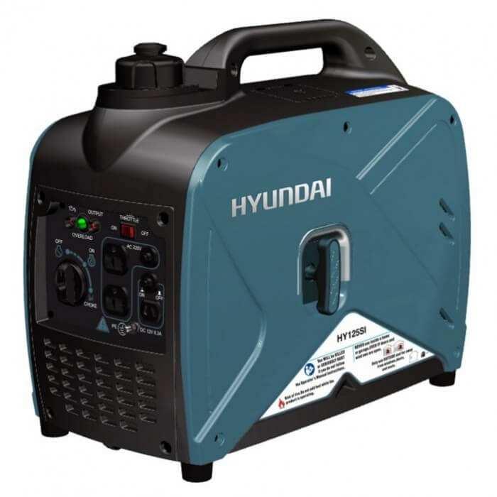 Hyundai HY125Si