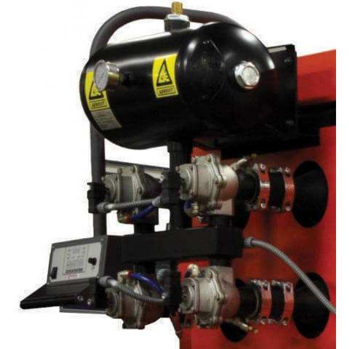 Комплект пневматической очистки для ACV TKAN 150