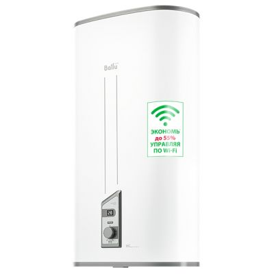 BWH/S 80 Smart WiFi DRY+ - Фото