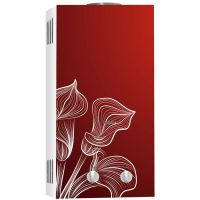 NEVA 4510 Glass (красный цветок)
