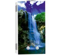 Газовый водонагреватель BaltGaz NEVA 4510 Glass (водопад)