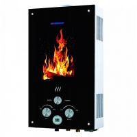Проточный газовый водонагреватель Edisson Flame F 20 GD (Костер)