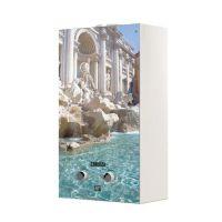 Газовый водонагреватель Zanussi GWH 10 Fonte Glass Trevi