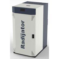 Пеллетный котел отопления Radijator Ecoflame 25