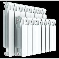 Биметаллический радиатор Rifar Monolit 350, 9 секций