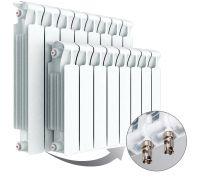 Радиатор Rifar Monolit 350 Ventil, 4 секции