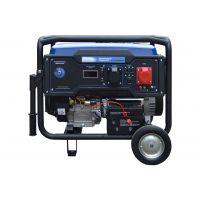 Бензогенератор TSS SGG 8000EH3NU с электростартом 3 фазы