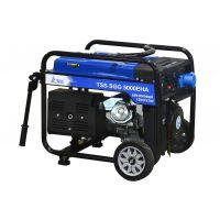 Бензиновый генератор TSS SGG 5000 EHNA с электростартом