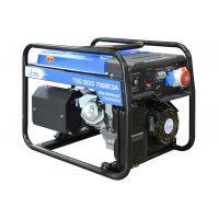 Бензиновый генератор TSS SGG 7000 E3A с электростартом 3 фазы
