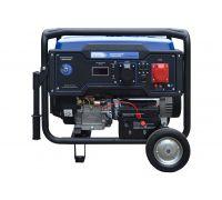Бензиновый генератор TSS SGG 8000EH3NU с электростартом 3 фазы