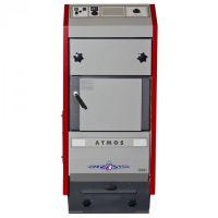 Котел твердотопливный Atmos D 40 P
